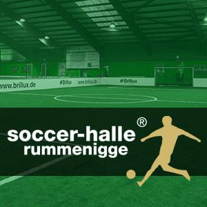 Soccer-Halle Rummenigge in Muenster